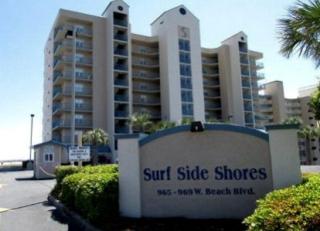 Gulf Shores Beach Condo For Sale at Surfside Shores