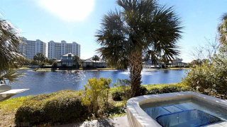 Gulf Shores Waterfront House For Sale, Beach Club Cottages